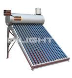 aquecedor solar de água de preaquecimento integrado (bobina de cobre)