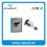 Gli accessori automatici si raddoppiano USB per il caricatore dell'automobile del telefono mobile con il purificatore dell'aria