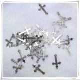 Katholische fromme Halsketten-Kreuz-Anhänger-Metallkruzifixe (IO-ap203)