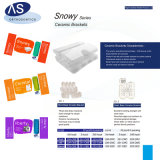 Fabricante de nuevos soportes de cerámica de Ortodoncia con Ce ISO13484: 2016
