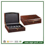 High Glossy Piano Lacquering 12 Slot Watch Box