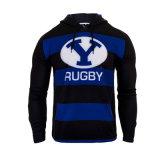 Изготовленный на заказ пуловер Hoodie рэгби печатание логоса для людей