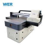 A1 Vitre à plat UV, de l'imprimante Imprimante scanner à plat UV pour le verre, bois, carrelage, PVC etc. de l'impression