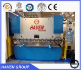 Machine à cintrer hydraulique de la machine de frein de presse de série de WC67Y/K/commande numérique par ordinateur