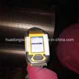 Filtro para pozos del control de la arena del filtro del receptor de papel de la pantalla de Mulitlayer del acero inoxidable