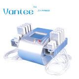 12 almofadas Dual dispositivo do laser de Lipo do comprimento de onda para Slimming do corpo