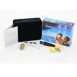 Компактный легкий вес Канал регулируемой цвет кожи слуховых аппаратов