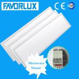 295*1195 마이크로파 분별있는 LED 위원회 램프 빛