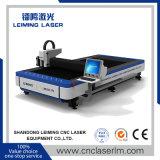 Máquina de estaca de aço do laser da fibra para o preço de metal fino Lm2513FL