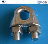 Galv. Moulage malléable Wire Rope Clips EN13411-5