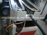 Single Wall Plastic PE / PP / PVC Corrugated Pipe Production / Extrusion Line