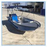 Abrir o barco de pesca da velocidade superior