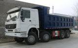 Sinotruck HOWO 8X4 30 Ton van de Vrachtwagen van de Stortplaats