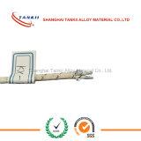 Trefolo Twisted/, tipo collegare dell'alumel K del cromel della termocoppia isolato vetroresina