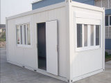 A instalação fácil casa móvel combinada do recipiente
