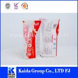 Sacchetto di nylon di plastica del rinforzo della maniglia dell'alimento Frozen di imballaggio per alimenti