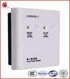Único módulo de controle do entrada/saída para o sistema de alarme do incêndio