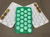 Cassetti differenti approvati dalla FDA delle fodere di avocado del mango dell'animale domestico della visualizzazione del supermercato di conteggio