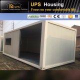 Casas modulares temporales del envase del bajo costo con la mejor calidad