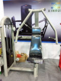Tipo integrado fila asentada equipo Xc04 del amaestrador de la gimnasia de la aptitud