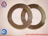 Lámina de la circular de la máquina que raja del corte de la batería de litio de la alta calidad