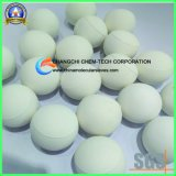 92% глинозема керамические шарики шлифования для мельницы шаровой опоры рычага подвески