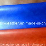Synthetisches PU-Leder für Notizbuch-Deckel-Kennsätze Hw-585
