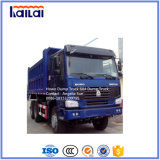 HOWO Dump Truck Sinotruk 6X4 Dump Truck met 371HP Engne