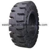 Anti-Abrasion 28*9-15 의 700-12 포크리프트 고체 타이어