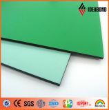 녹색 실내 알루미늄 합성 위원회 (AE-35F)를 입히는 필리핀 Hotsales PE