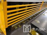 CNC/Hydraulische Scherpe Machine Nc om Vloeistaal & Roestvrij staal Te snijden