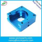 フライス盤、CNC機械加工部品を回転させることにより高精度CNC加工部分