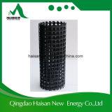 400-400kn/M de Bitumen Met een laag bedekte Glasvezel van uitstekende kwaliteit Geogrid voor Hydrocultuur