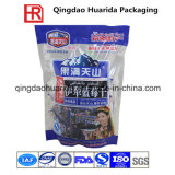 Напечатанный логосом раговорного жанра пластичный мешок упаковки еды для порошка