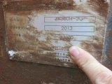 Excavatrice utilisée de chenille d'excavatrice de Hitachi Zx360h-3G à vendre