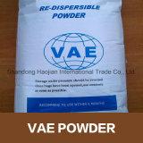Polvos Re-Dispersibles del polímero usados en productos químicos de la construcción del yeso del yeso