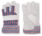 Kuh-aufgeteilte Lederhandschuh-Sicherheit Producsts