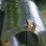 エレクトロによって電流を通される鉄ワイヤー