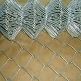 A alta qualidade barata galvanizou a cerca usada da ligação Chain/cerco revestido Fence/PVC Chain da ligação Chain de ligação Chain Mesh/Highquality do fio da ligação