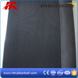 좋은 Price Fine Ribbed Rubber Flooring Mat 또는 Fine Ribbed Rubber Matting