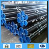 Tubo de acero inconsútil laminado en caliente de ASTM A106