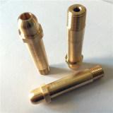 OEM Gedraaide de Delen van de Draaibank van de Fabrikant/het Draaien Aluminium/Staal CNC die het Deel van het Metaal machinaal bewerken