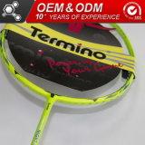 675mm 직업적인 배드민턴 탄소 섬유 라켓 스포츠 용품