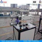 Máquina de extrusão de tubos trançados de mangueira espiral de PVC macio