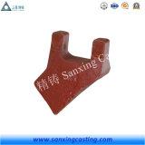 OEM ISO9001の鋳鉄および鋳造物鋼鉄は金属の鋳造に電流を通す