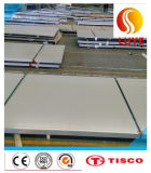 ASTM 304 Blad van het Vloeistaal van het Roestvrij staal het Plaat Koudgewalste