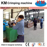 1 1/4inch Hose Crimping Machine Approved CER und ISO (km-91z)