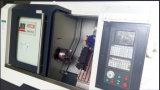 45度の傾斜のベッドが付いているHTC36 CNCの旋盤の工作機械
