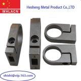 Montaggio del supporto a mensola della rete fissa della balaustra della scala del getto dell'acciaio inossidabile
