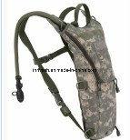 Agua Mochila bolsa bolso de la vejiga de hidratación al aire libre militar